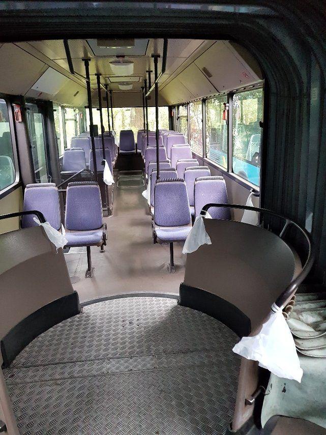 used buses
