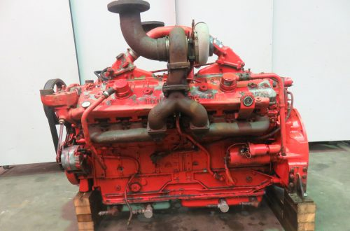 used industrial diesel engines